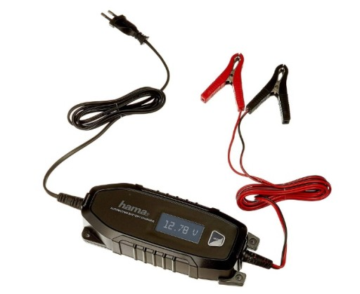 CHARGER HAMA 00136686 6/12V 120AH AUTOMATIC