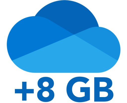 OneDrive.com 8GB DOŻYWOTNIE DOŁADOWANIE