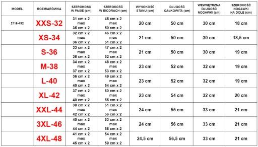 2116-492 BR/KRATKE MĘSKIE SPODENKI XS - 34 10696700276 Odzież Męska Spodenki AS USPAAS-7