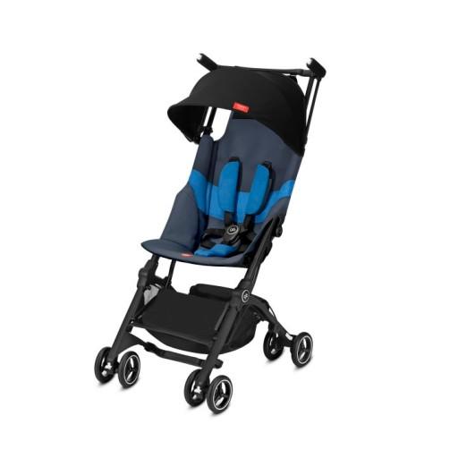 GB lekki wózek POCKIT + All Terrain Night Blue
