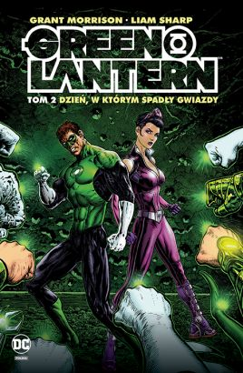 Green Lantern tom 2 Dzień w którym spadły gwiazdy