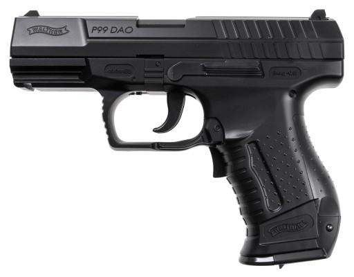 Pistolet ASG UMAREX P99 DAO AEG 2.5715 ZESTAW