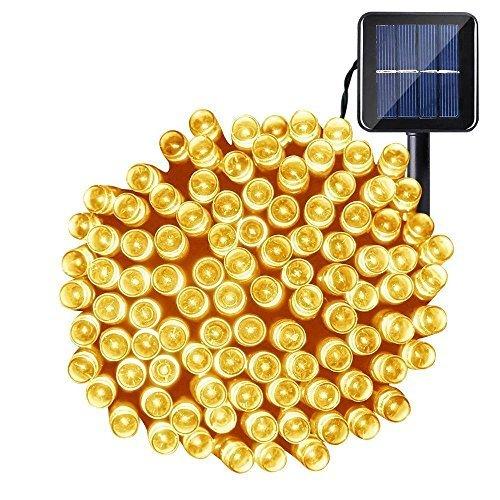 Lampki Solarne Solar Fairy Lights
