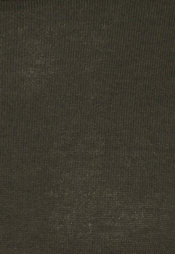 JACK&JONES SWETER MĘSKI Z GOLFEM KHAKI M 1FUB 10773324769 Odzież Męska Swetry LQ IPTXLQ-8