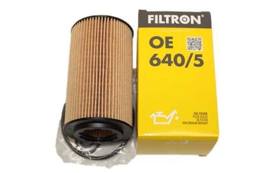 FILTRON Ölfilter JEEP Grand CHEROKEE II 2.7 CRD 4x4 MERCEDES C 200 CDI