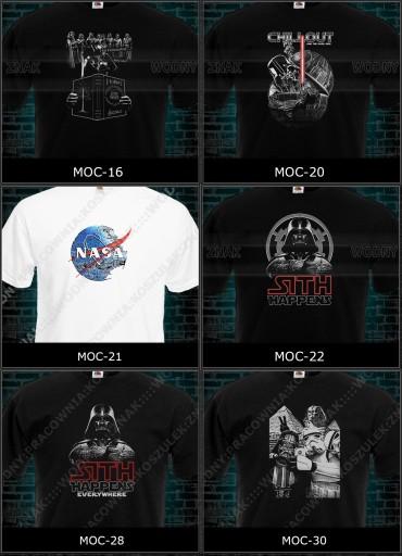 koszulka Dzień Ojca 10770317728 Odzież Męska T-shirty SC HMLISC-9