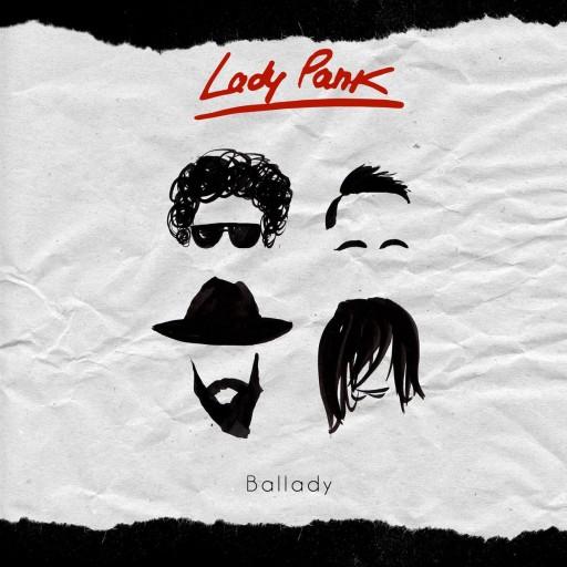 LADY PANK Ballady LP