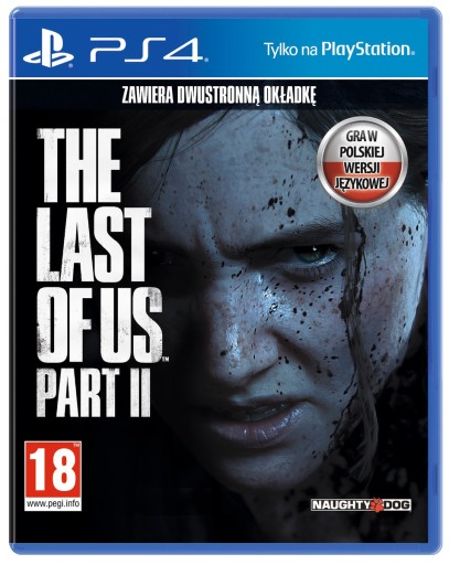 Gra PlayStation 4 PS4 The Last of Us Part II 2