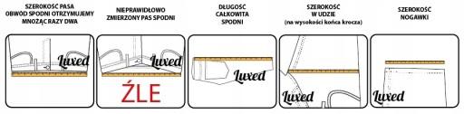 SPODNIE SELECTED NAVY SLIM NOWE MĘSKIE 33/32 9640218122 Odzież Męska Spodnie XA OGRQXA-1