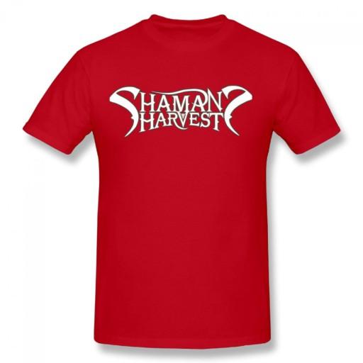 Shaman's Harvest meski podkoszulek t-shirt 10679180078 Odzież Męska T-shirty UK LAYMUK-3