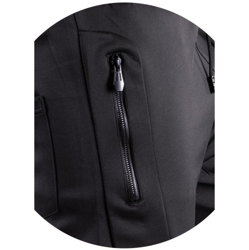 Spodnie JOGGERY dresowe czarne sport ARINO r.L 10652339189 Odzież Męska Spodnie FH ODIVFH-9