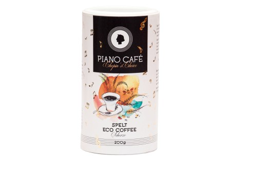 Kawa orkiszowa SPELT PIANO CAFE. CHOPIN'S CHOICE