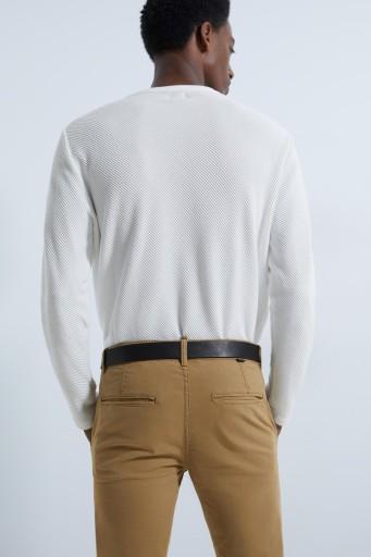 40R124 ZARA MAN__MN1 SPODNIE CHINOSY__W31 10777123844 Odzież Męska Spodnie QB KUQFQB-8