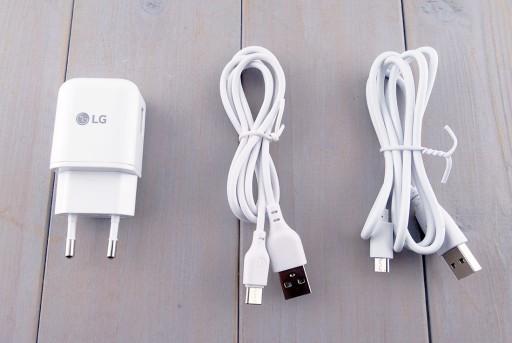 ORYGINALNA Ładowarka zasilacz na telefon LG G7 Fit