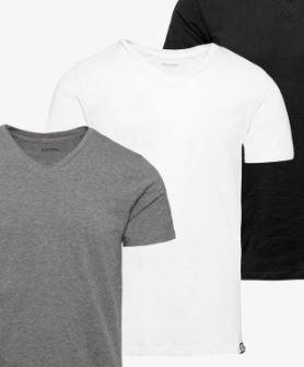 F2F315*DIESEL BIAŁY T-SHIRT L C00 10783224828 Odzież Męska T-shirty GN VIWDGN-1