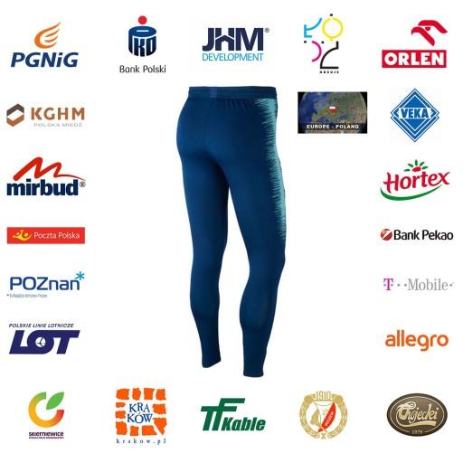 Spodnie Nike FC Barcelona VaporKnit Strike M 9512485416 Odzież Męska Spodnie BB TTFLBB-7