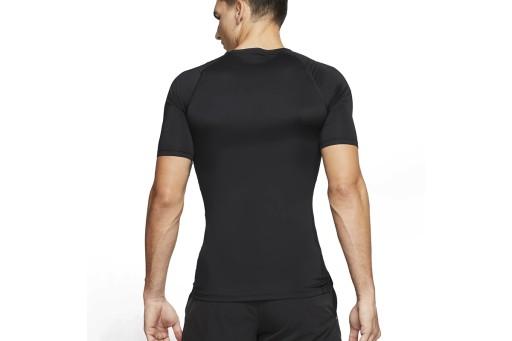 Koszulka Nike Top SS BV5631 010 czarny L! 10694517458 Odzież Męska T-shirty XK TQKOXK-3