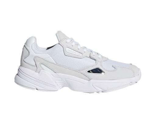 Buty damskie ADIDAS FALCON W B28128 białe 39 13