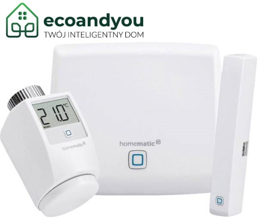 Zestaw startowy SMART HOME Homematic IP HmIP-SK1