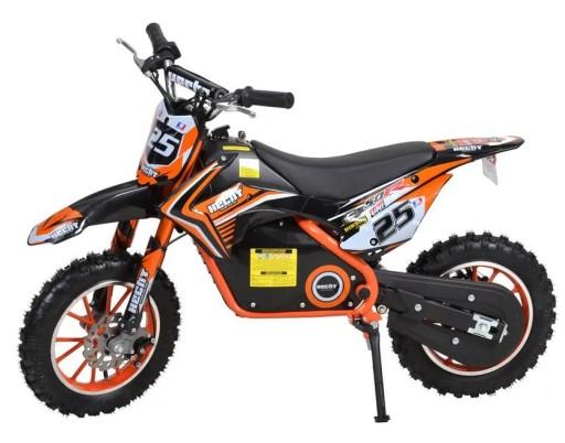Motor Kros Na Akumulator Dla Dzieci 25 Km H Enduro 9449801771 Allegro Pl