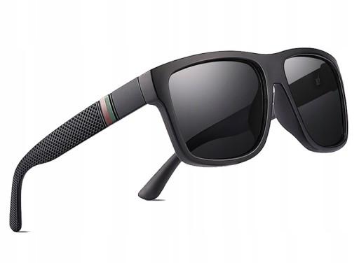 Okulary Przeciwsloneczne Polaryzacyjne Acetat Etui 7881803368 Allegro Pl