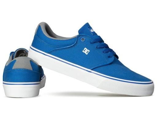 Trampki Sportowe Buty męskie DC Niebieskie 42