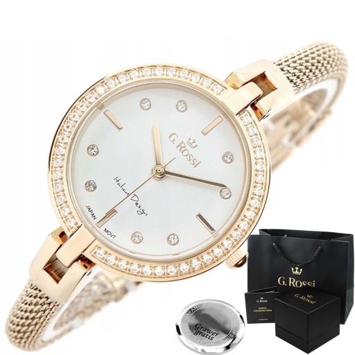 Zegarek damski G.Rossi AMBRI zegarki + BOX +GRAWER
