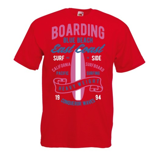 Koszulka surfing deska boarding sport wodne XXL 10519438932 Odzież Męska T-shirty MH VHNPMH-5