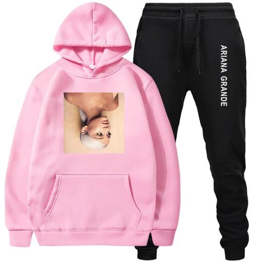 Komplet Dres Ariana Grande Bluza Spodnie Kolory 9270005257 Allegro Pl