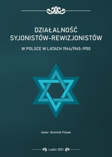 Działalność Syjonistów-Rewizjonistów, Flisiak