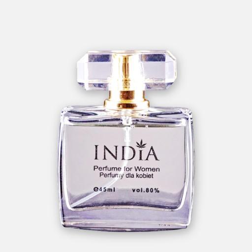 Naturalne perfumy damskie z nutą konopi 45ml India
