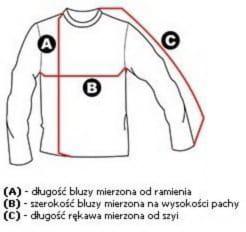 GELLYGEN longsleeve męski T-shirt z rękawem (L) 9235003689 Odzież Męska Koszulki z długim rękawem OV ILNIOV-7