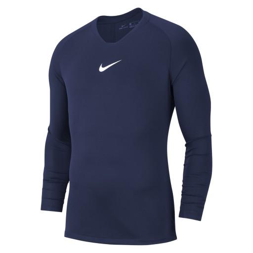 NIKE Koszulka Termiczna Długi Rękaw Longsleeve M 10559396245 Odzież Męska Koszulki z długim rękawem GT EKMDGT-2