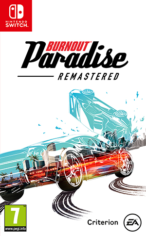 Burnout Paradise Remastered Nintendo Switch Stan Nowy 9290574769 Allegro Pl