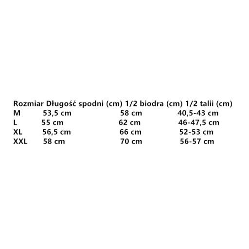 Oddychające Spodenki Ybn-703-B618 Rozmiar:XL Stran 9552317979 Odzież Męska Spodenki EU DLIGEU-8