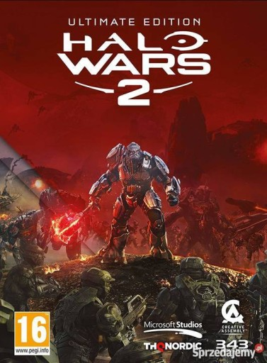 Halo Wars 2 Ultimate Edition Pc Pl Stan Nowy 9176649460 Allegro Pl