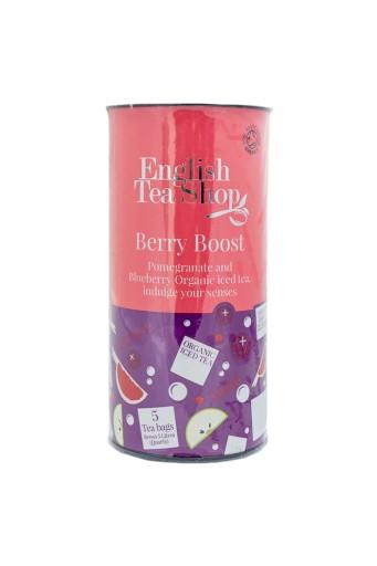 Herbata mrożona ETS BERRY BOOST 5 torebek