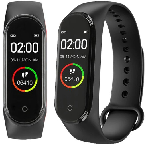 smartwatch zegarek smartband m4