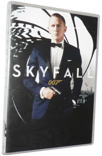 DVD - SKYFALL(2013) - Judi Dench nowa folia lektor