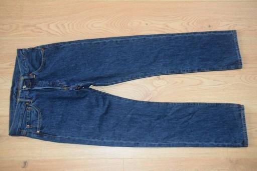 LEVIS 501 męskie spodnie ~ 31/32 10774000107 Odzież Męska Spodnie ZF EKVQZF-4