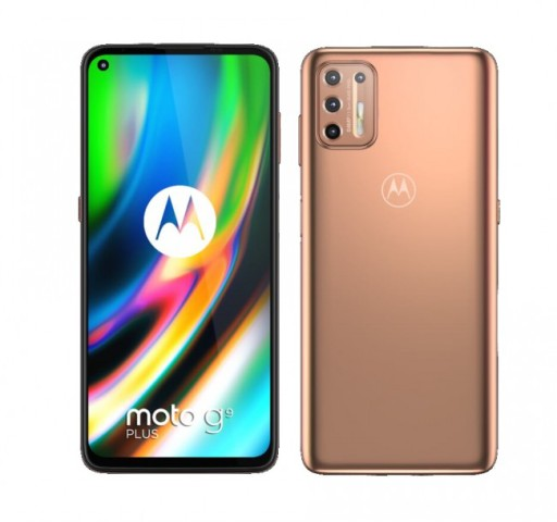 Motorola Moto G9 Plus 4 128gb Dualsim Lte Nfc Gold 9732595279 Sklep Internetowy Agd Rtv Telefony Laptopy Allegro Pl