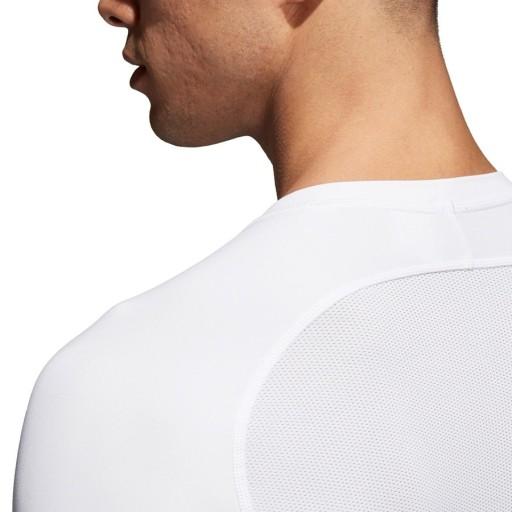 Koszulka adidas ASK SPRT LST M CW9487 biały XL! 10694514804 Odzież Męska Koszulki z długim rękawem TQ YIDJTQ-7