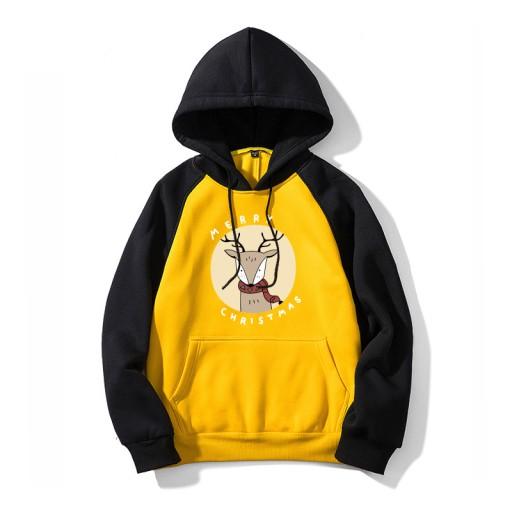 Sweter męski Sweter męski i damski luźny plus pola 9626541612 Odzież Męska Swetry IU TXQRIU-2