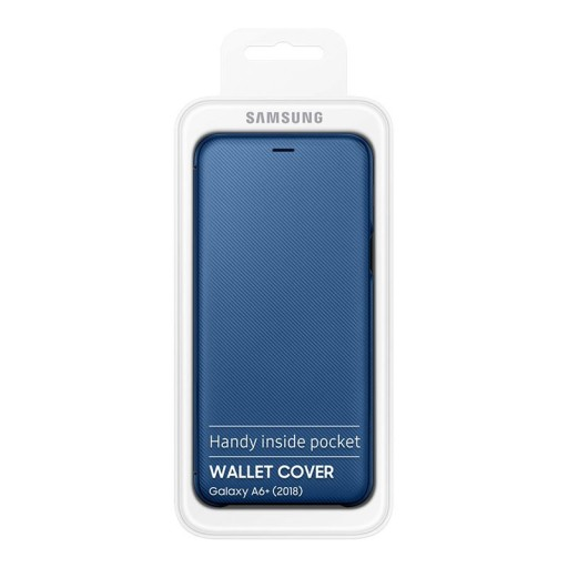 nowe ETUI Samsung Galaxy A6+ 2018 Wallet Cover