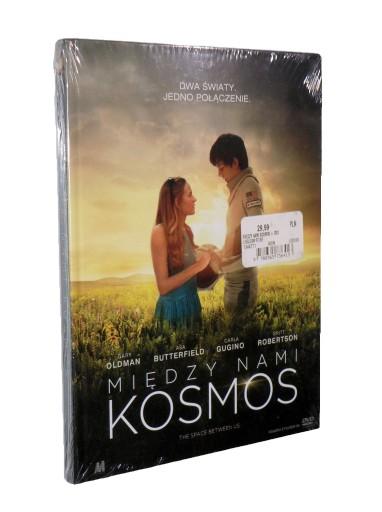 DVD - MIĘDZY NAMI KOSMOS(2017)- nowa folia lektor