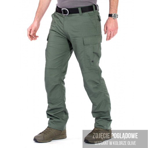 Spodnie bojÓwki Pentagon BDU 2.0 Black 42 7846388354 Odzież Męska Spodnie PS AFIAPS-3