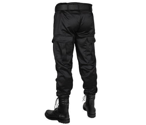 Spodnie wojskowe POLICYJNE Taktyczne BojÓwki r. L 9256395570 Odzież Męska Spodnie LX ZOGHLX-7