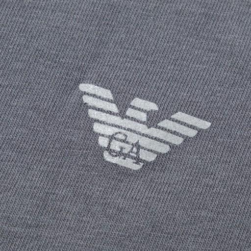 T-shirt Emporio Armani KOSZULKA Szara męska S 9572613254 Odzież Męska T-shirty MT FCZCMT-6