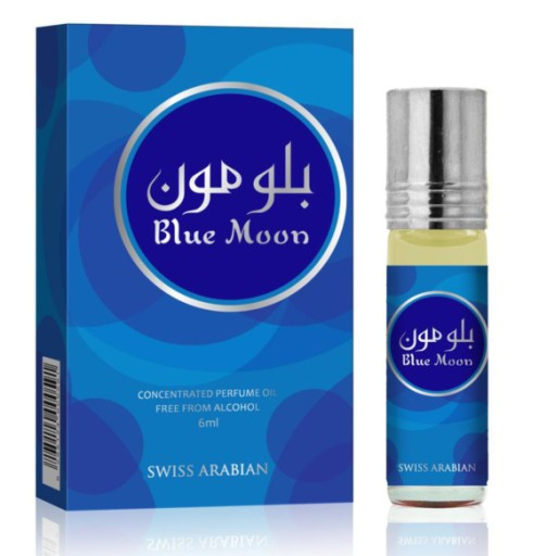 swiss arabian blue moon