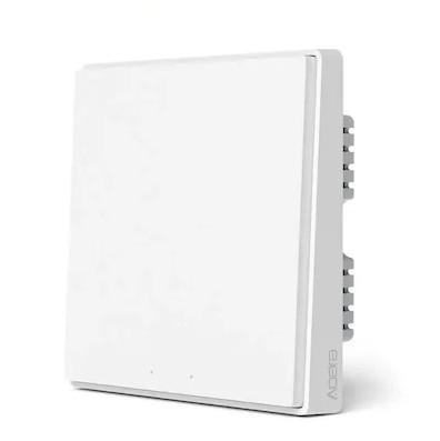 Aqara D1 przełącznik 1-przycisk Neutral + WallBox